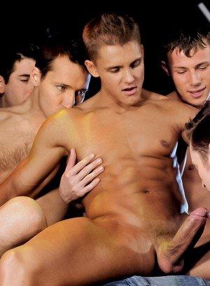 Hunky Gay Josh Weston,Jacob Hall,Trent Austin,Brad Patton,Marcus Iron,