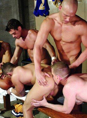 Hot Boy Jason Hawke,Cal Jackson,Josh Weston,Rob Romoni,Andy Hunter,