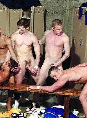 Sporty Hunk Rob Romoni,Josh Weston,Cal Jackson,Jason Hawke,Andy Hunter,