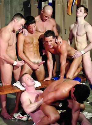 Hot Lover Rob Romoni,Josh Weston,Cal Jackson,Jason Hawke,Andy Hunter,
