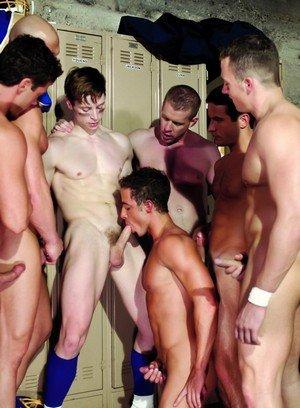 Big Dicked Gay Jason Hawke,Cal Jackson,Josh Weston,Rob Romoni,Andy Hunter,