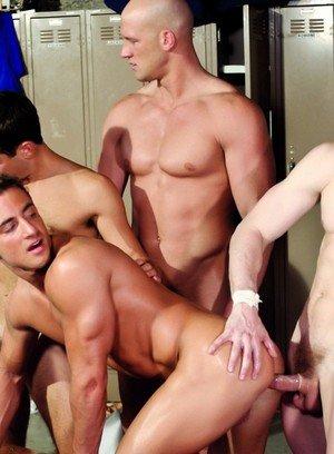 Cute Gay Jason Hawke,Cal Jackson,Josh Weston,Rob Romoni,Andy Hunter,