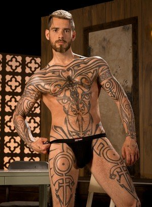 Hot Gay Logan Mccree,David Benjamin,