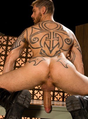 Sexy Dude Logan Mccree,David Benjamin,