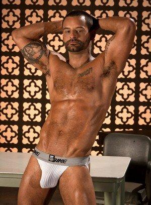 Sexy Guy Logan Mccree,David Benjamin,