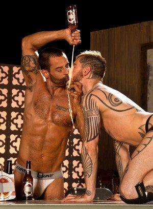 Wild Gay Logan Mccree,David Benjamin,
