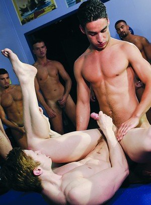 Hot Boy Rocky Castro,Josh Weston,Jonathan Diaz,Nick Thomas,Vin Nolan,