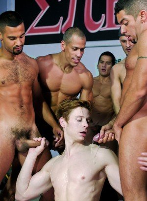 Cock Hungry Guy Rocky Castro,Josh Weston,Jonathan Diaz,Nick Thomas,Vin Nolan,