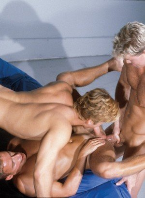 Hot Boy Ken Ryker,David Logan,Alec Powers,