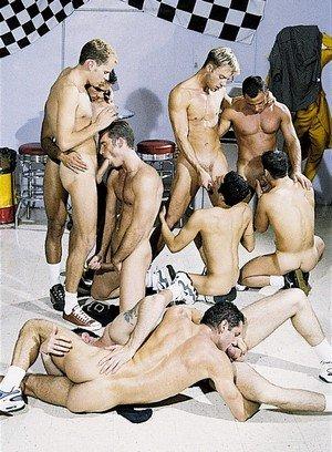 Good Looking Guy Brett Clark,Jackson Price,Tristan Paris,Matt Majors,Marc Nemeth,