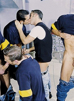 Sexy Dude Brett Clark,Jackson Price,Tristan Paris,Matt Majors,Marc Nemeth,