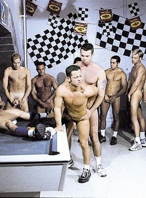 Hot Boy Matthew Rush,Marc Nemeth,Matt Majors,Tristan Paris,Jackson Price,