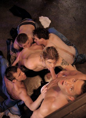 Big Dicked Andrew Bryant,Erik Rhodes,Cypher,Hunter James,Tony Bishop,
