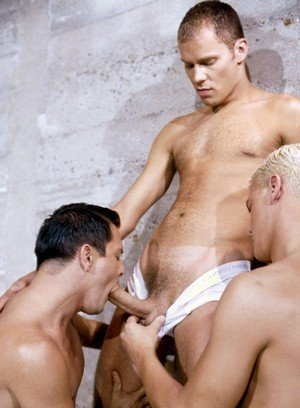 Horny Gay Matt Majors,Mark Rockwell,Spike,