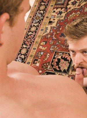 Muscle man Cameron Foster,Logan Stevens,