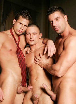 Horny Gay Rod Stevans,Fredy Costa,Julian Vincenzo,