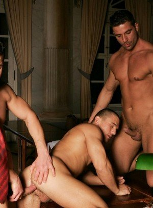Cock Hungry Dude Fredy Costa,Julian Vincenzo,Rod Stevans,