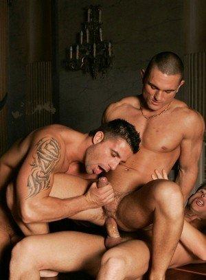 Handsome Guy Rod Stevans,Julian Vincenzo,Fredy Costa,