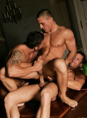 Seductive Man Rod Stevans,Fredy Costa,Julian Vincenzo,