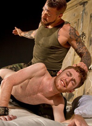 Naked Gay Rocco Steele,