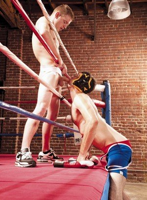 Wild Gay Evan Mercy,Jimmy Fanz,