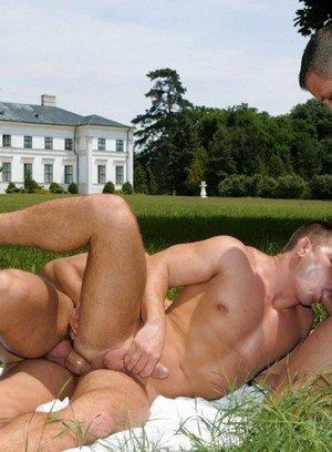 Cute Gay Alex Lynch,Ian Lynch,Rick Bauer,