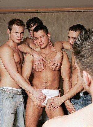 Hot Gay Joe Donovan,Jose Scott,Adam Kubick,Julian Vincenzo,Glen Santoro,