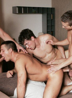 Naked Gay Joe Donovan,Jose Scott,Adam Kubick,Julian Vincenzo,Glen Santoro,