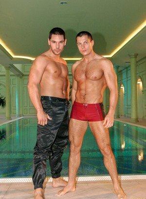 Hot Gay Julian Veneziano,Glen Santoro,