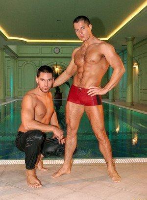 Sexy Dude Julian Veneziano,Glen Santoro,