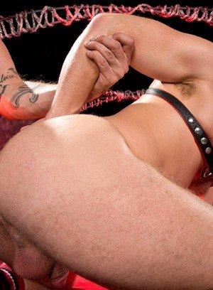 Sexy and confident Brian Bonds,Drew Sebastian,