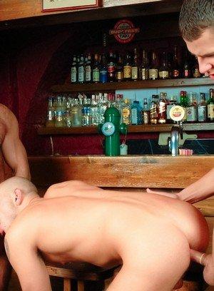 Hunky Gay Fred Fele,Buck Monroe,Andrew Moretti,