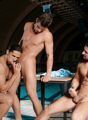 Sexy Dude Claudio Antonelli,Fredy Costa,Leslie Manzel,