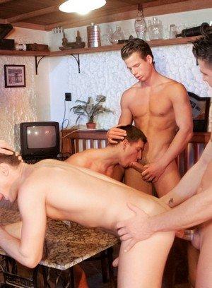 Hot Gay Geoffrey Garcia,Irving Hunter,Fredy Costa,Julian Vincenzo,Gabriel Thorsten,