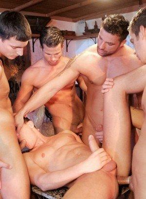 Big Dicked Gabriel Thorsten,Julian Vincenzo,Fredy Costa,Irving Hunter,Geoffrey Garcia,