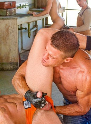 Horny Jackson Lawless,Tyler Saint,Jimmy Durano,Tyson James,