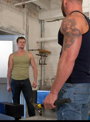 Hot Gay Brian Bonds,Derek Parker,