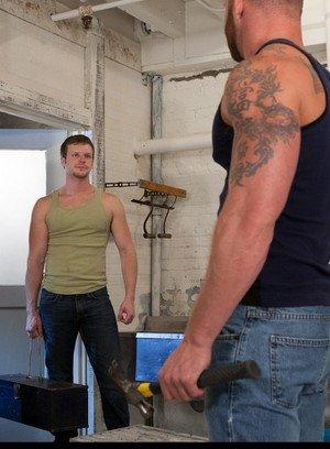 Hot Gay Derek Parker,Brian Bonds,