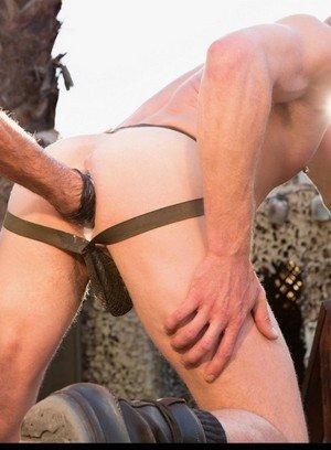 Naked Gay Anthony London,Jackson Lawless,