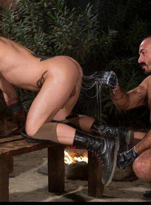Wild Gay Cylus Kohan,Alessio Romero,