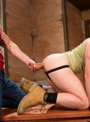 Seductive Man Tony Hunter,Mitch Vaughn,