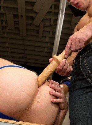 Big Dicked Gay Chris Daniels,Angelo,