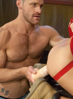 Cute Gay Brandon Jones,Landon Conrad,