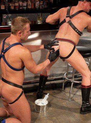 Hot Gay Christian Mitchell,Preston Johnson,