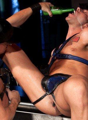 Horny Gay Christian Mitchell,Preston Johnson,