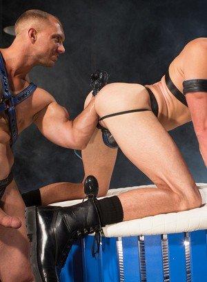 Hot Gay Byron Saint,John Magnum,