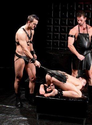 Wild Gay Phenix Saint,Rusty Stevens,Tristan Phoenix,