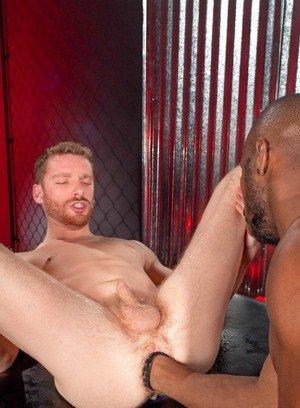 Cute Gay Race Cooper,Sebastian Keys,