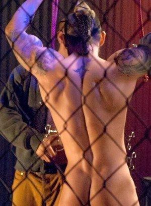 Naked Gay Leo Forte,Draven Torres,