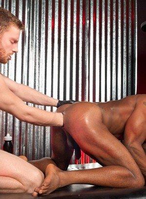 Naked Gay Race Cooper,Sebastian Keys,
